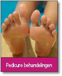 Pedicure behandelingen